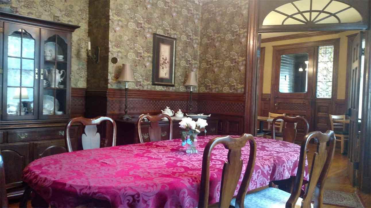 Formal Tea Room